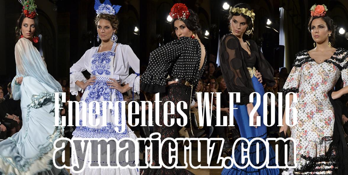 We Love Flamenco 2016. Emergentes