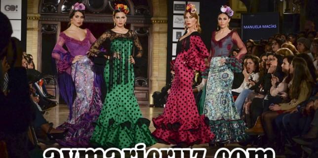Manuela Macías We Love Flamenc 2016  1-2