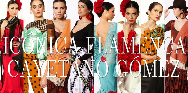 Iconica Flamenca Portada