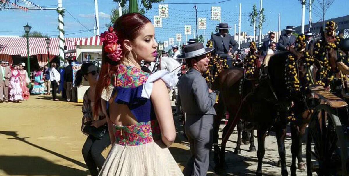 Como detectar que un traje es de flamenca