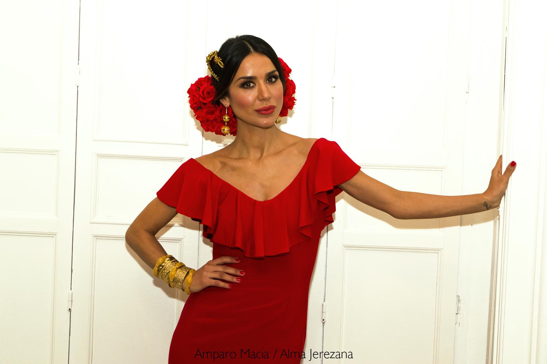 Amparo Macia: el sello jerezano de la moda flamenca