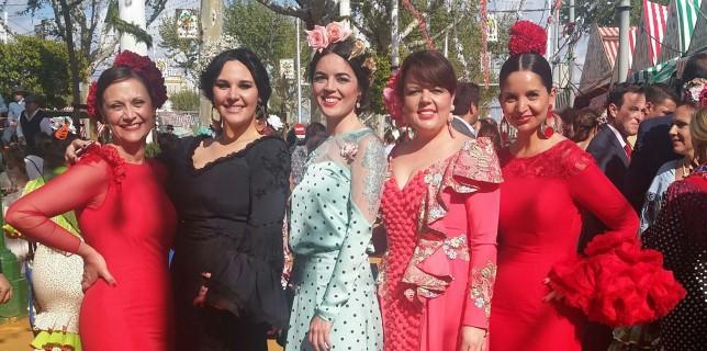 Flamencas en la Feria de Sevilla 2016 (32)