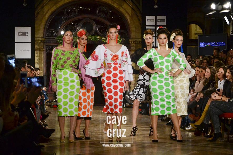 We Love Flamenco 2016. Sergio Vidal: Lo que me sale del moño