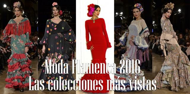 Moda Flamenca 2016 Las Colecciones más vistas (2)