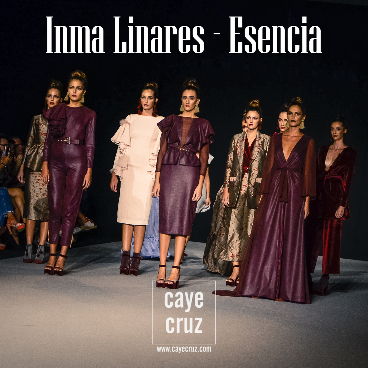 Code 41. Inma Linares: Esencia