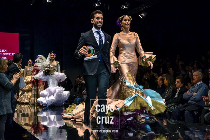 Luis Fernández: 'Quiero demostrar que el jurado no se equivocó en su veredicto otorgándome el premio'
