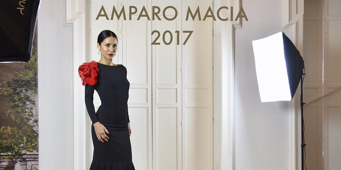 Amparo Macia: 'MÓNICA', Colección Flamenca 2017