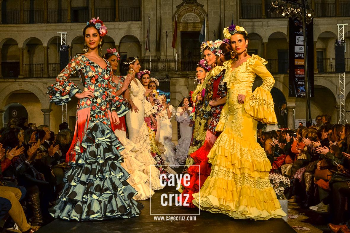 Moda Flamenca 2017: Calendario con todas las pasarelas