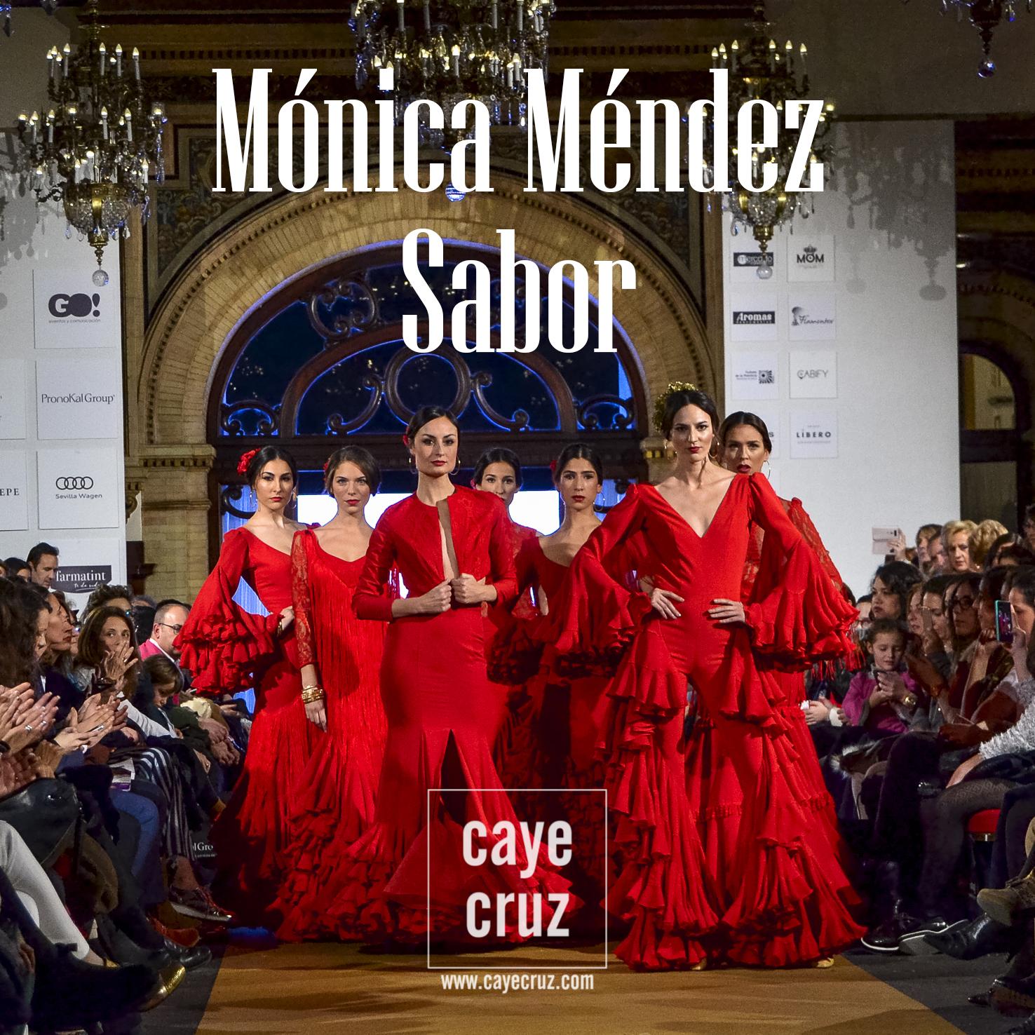 We Love Flamenco 2017. Mónica Méndez: Sabor
