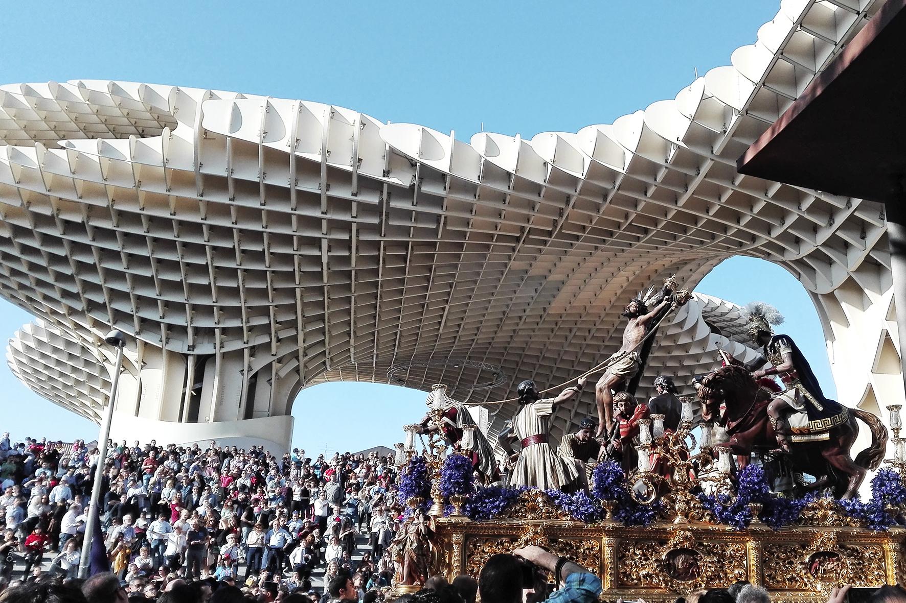 Sevilla, a 100 días de…