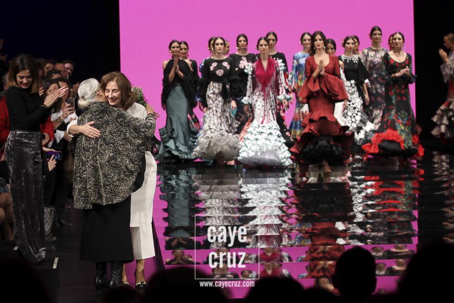 Lina: 60 años de moda y pasión por la Flamenca