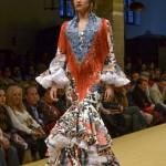 Rocío Martín Pasarela Flamenca de Jerez 2017 18