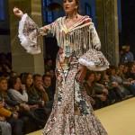 Rocío Martín Pasarela Flamenca de Jerez 2017 20