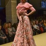 Rocío Martín Pasarela Flamenca de Jerez 2017 3
