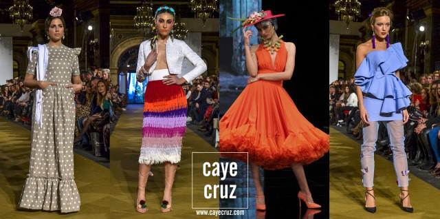 Trajes Feria de Sevilla 2017 Inspiración Flamenca 12