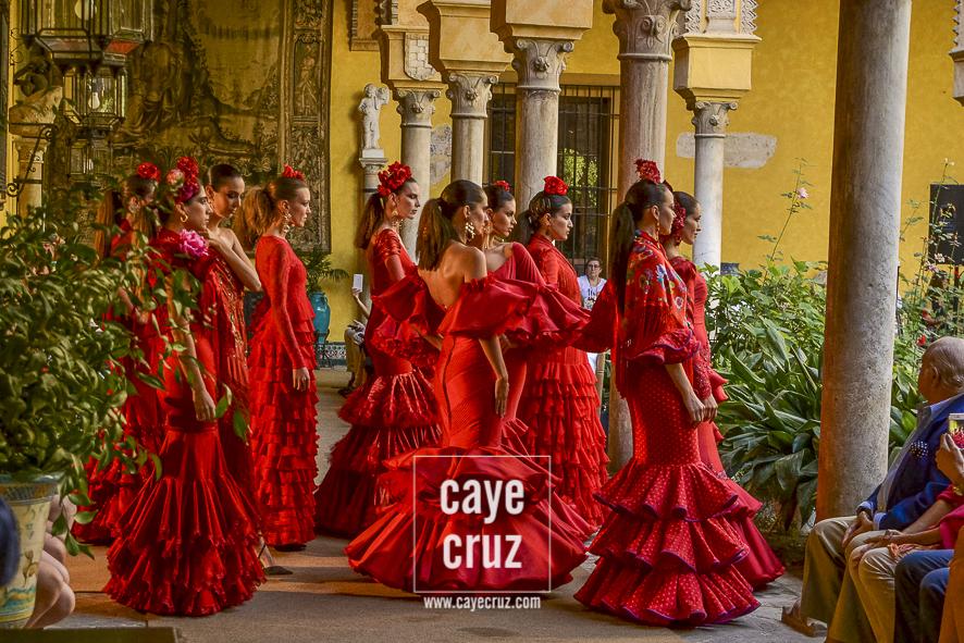 Presentación de We Love Flamenco 2018: el rojo se viste de Flamenca