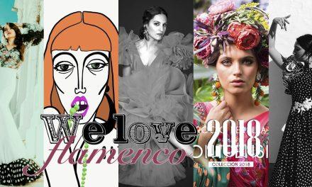 We Love Flamenco 2018. Así se anuncian los diseñadores