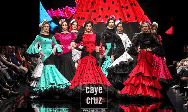 SIMOF 2018. Loli Vera: Moda Flamenca con Danza