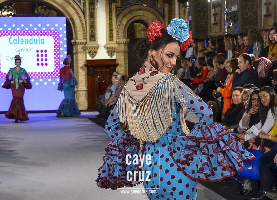 We Love Flamenco 2018. Carmen Acedo: Caléndula