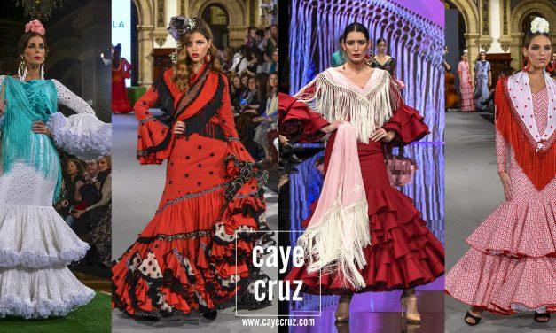 Moda Flamenca para la Feria 2018: Trajes clásicos