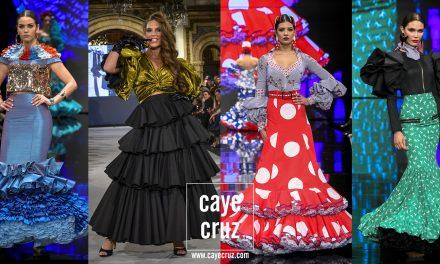 Moda Flamenca para la Feria 2018: Diseños en dos piezas