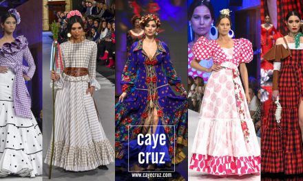 25 trajes para ir a la Romería del Rocío 2018