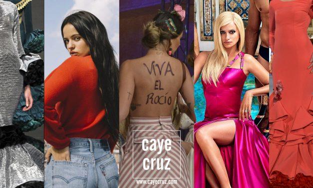 Moda Flamenca 2019: El Moodboard y las tendencias de la temporada