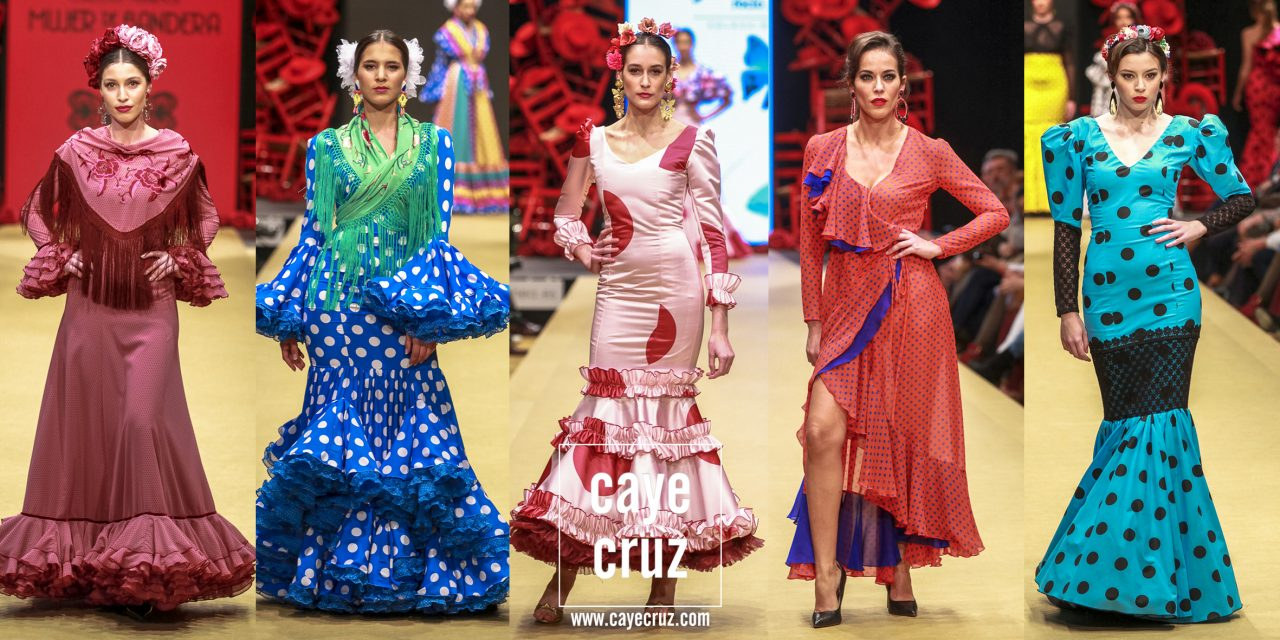 Pasarela Flamenca de Jerez 2019. Sábado