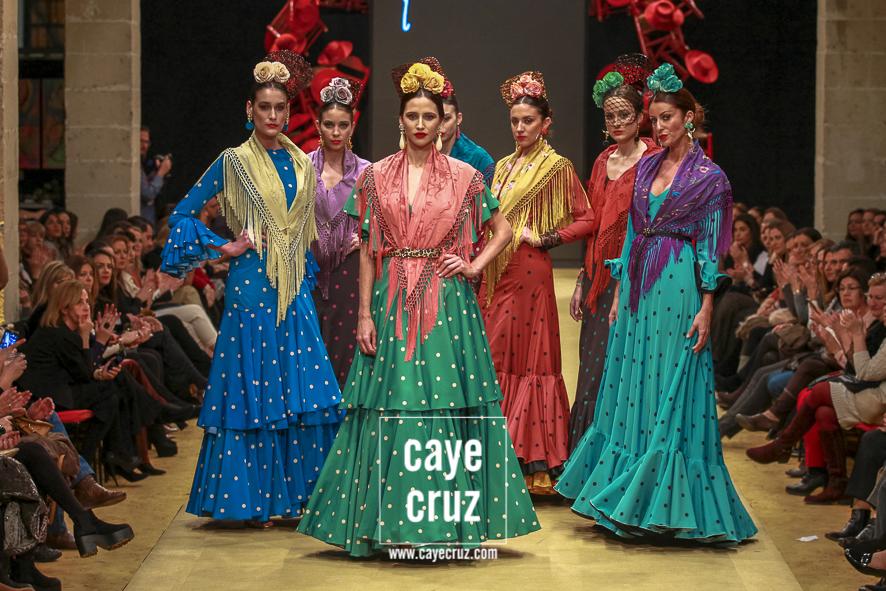 Pasarela Flamenca de Jerez 2019. Viernes
