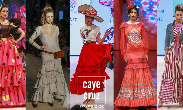 Moda Flamenca para el Rocío 2019: así se viste Huelva