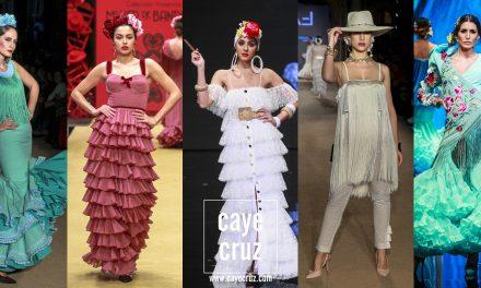 10 ideas para las Flamencas de las Ferias de Verano 2019