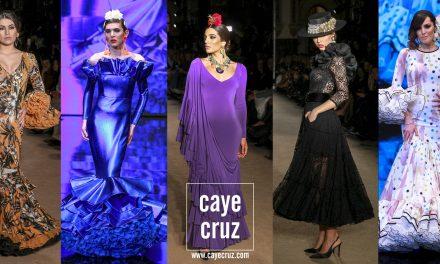 Tendencias Flamencas 2020: 10 ideas que pisarán la pasarela con fuerza
