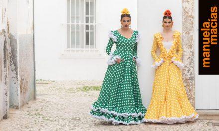 Manuela Macías: Colección Flamenca 2020