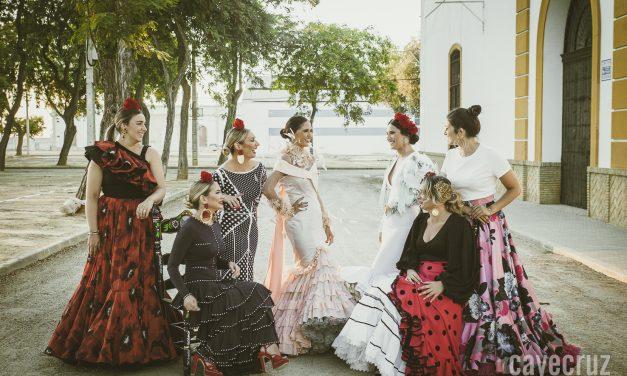 Flamencas de Lebrija 2021: 10 años de CayeCruz